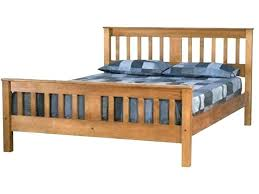 Wooden Slat Bed Frame Slatted Bed Frame Queen King Size Slatted Bed ...