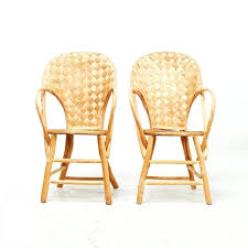 Mid Century Modern Wicker Handmade Chairs For Sa Outdoor Furniture Furniture