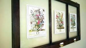 old wooden windows window craft ideas decor vintage frames for frame decorating idea