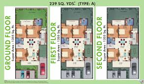 Flooring  Small Bedroom House Plan Apartmenthouse Plans Floor - House with basement plans