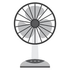 fan clipart black and white. fan graphic clipart black and white
