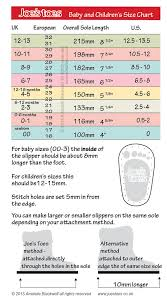 Uk Glove Size Conversion Chart Shoe Size Conversion Chart Baby And Child Sizes Converts Uk