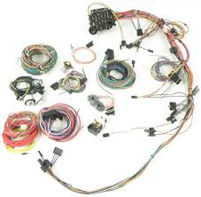 camaro parts electrical and wiring wiring and connectors 1970 73 camaro classic update wiring harness
