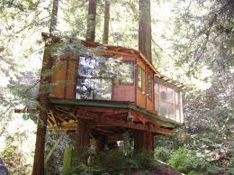Big Sur Resorts  Post Ranch Inn  Tree House  Best Resorts In Treehouse Vacation California