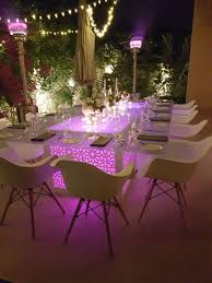 Event Table Private Events Set Up Ideas To Inspire Celebrations At Home