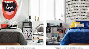 inspiring dorm room ideas by target