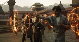 was doctor strange trained for like a week before taking on an entire cavalcade of evil sorcerers and the mcu s equivalent to satan