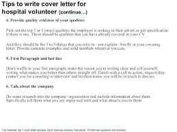 Volunteer Letter Samples Covering Letter For Volunteer Work Elegant Physician