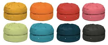 cool bean bags. Store Your Stuff In A Bean Bag. Or Is It Macaron Bag? Cool Bags