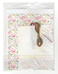 Allstitch Embroidery Designs Design Works Love All Stitch Mat