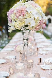 ... Stunning Outside Wedding Centerpieces Decorating Your Outdoor Wedding  And Reception With Flowers Bella ...