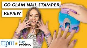 cool maker go glam nail ster from