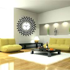 oversized wall clocks contemporary large wall clocks contemporary starburst clock black modern designer extra large wall