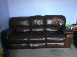 3 seater leather recliner sofa 3 soft leather reclining sofa for in on sea inside 3 seater leather recliner sofa