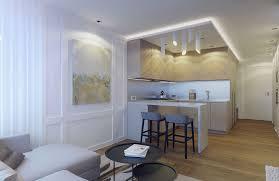 500 Sq Ft Flat Interior Design Eugene Meshcheruk Designs Cozy 500 Square Foot Apartment In Kiev