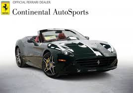 2010 ferrari california, excellent condition with every possible factory option available in 2010, including tons of carbon fiber. 4 Used Ferrari Californias For Sale Near Chicago Il