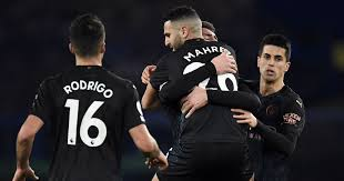 Everton match preview city lost again in the week after losing joao cancelo to a red card after just ten minutes played in its game with brighton. Everton 1 3 Manchester City Guardiola S Men Move Ten Clear Football365