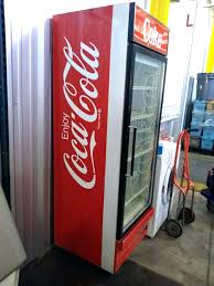 Koolatron Mini Vending Machine Amazing Koolatron Vending Fridge Coca Cola Refrigerator Coca Cola Coke