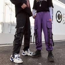 Yesstyle Shoe Size Chart Couple Matching Cargo Harem Pants
