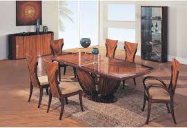 dining room modern wood dining room table for amazing wooden fabric seatarvellous images