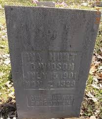 Iva Hunt Davidson (1901-1929) - Find A Grave Memorial