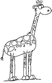 Disegni Per Bambini Da Stampare E Colorare Animali Misti By