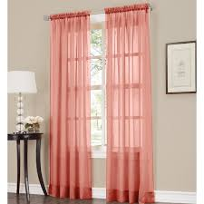 lovable crushed voile curtains and no 918 crushed sheer voile solid sheer rod pocket single curtain