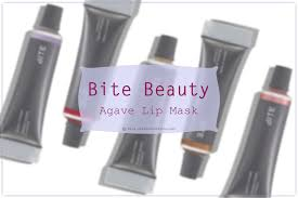 bite beauty agave lip mask christina