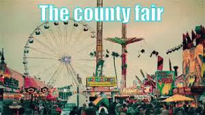 Image result for animated county fair