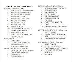 Pin On Chore Chart