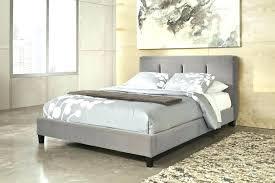 Tufted Bed Frame California King Upholstered Cal King Platform Bed ...