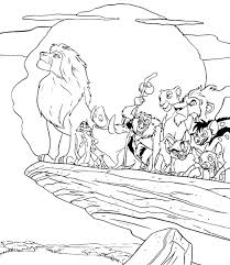The Chronicles of Narnia Coloring Pages