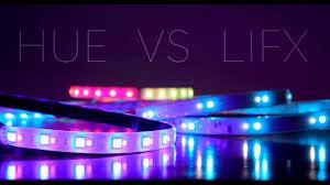 Philips Hue Lighting Youtube Philips Hue Light Strip Plus Vs Lifx Z Strip