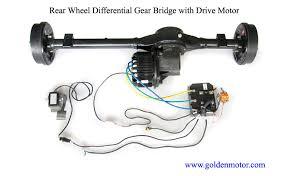 electric motorcycle motor hpm10kw electric car motor