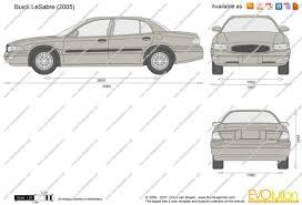 The-Blueprints.com - Vector Drawing - Buick LeSabre