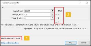 If Function Excel Introduction To Excel If Function Productivity Portfolio