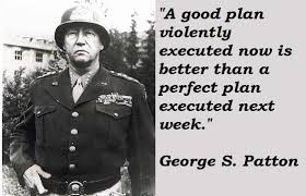 General Patton Quotes Mesmerizing 48 Quotes General George S Patton Twenty48 Beyond Payments