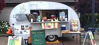 Like i said earlier, there are vendors currently doing coffee vending with a table and airpots. Coffee Trucks Coffee Vans Or Coffee Trailers Go Mobile