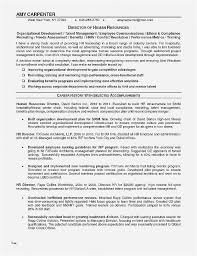 Example Of Application Letter For Hrm Students 32 Recent Free