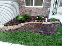 simple landscaping ideas. Simple Front Yard Landscaping Ideas Townhouse Good Within For Small