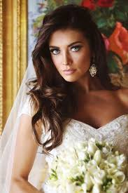 243 best wedding make up inspiration images on pinterest Summer Wedding Hair And Makeup 90 stunning ideas for your wedding makeup Summer Wedding Hairstyles