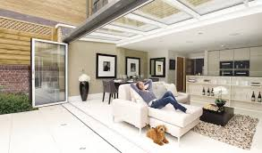 bifolding or folding doors installed by idsystems