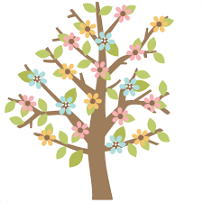 Image result for spring tree png