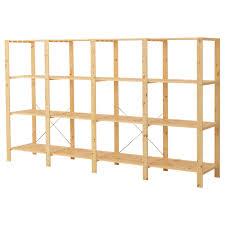 33 smartness ikea storage rack sensational inspiration ideas shelves marvelous design hejne 4 sections softwood 307x50x171