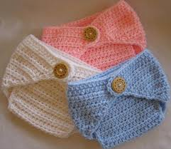 Free Crochet Diaper Cover Pattern New 48 Crochet Amazing Baby Diaper For Outfits DIY To Make