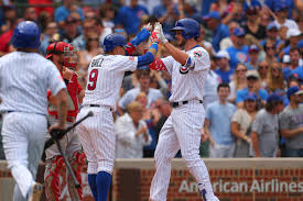 2016 Cubs Victories Revisited July 4 Cubs 10 Reds 4