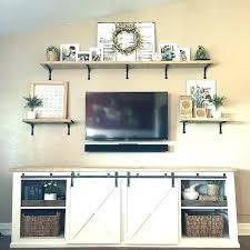 art above tv wall decor above shelf shelves units entertainment center ideas under unit the best on art tv
