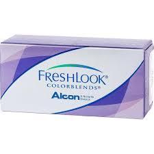 Купить <b>контактные линзы Alcon</b>® <b>FreshLook</b> ColorBlends Grey ...