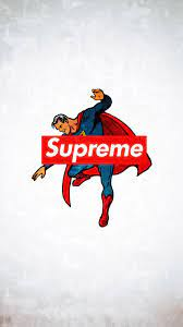 Supreme Trend Logo Film Art iPhone 8 ...
