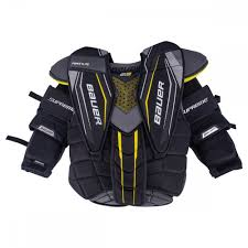 Bauer Goalie Chest Protector Size Chart Bauer Supreme 2s Pro Senior Goalie Chest Arm Protector